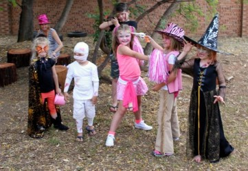 CNE Kids celebrate Halloween 2015