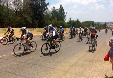 CNE supports 94.7 Cycle race 2015