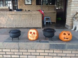 Halloween 2016 in Chartwell north estates